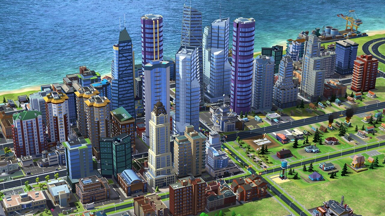 Cheat Simcity Buildit