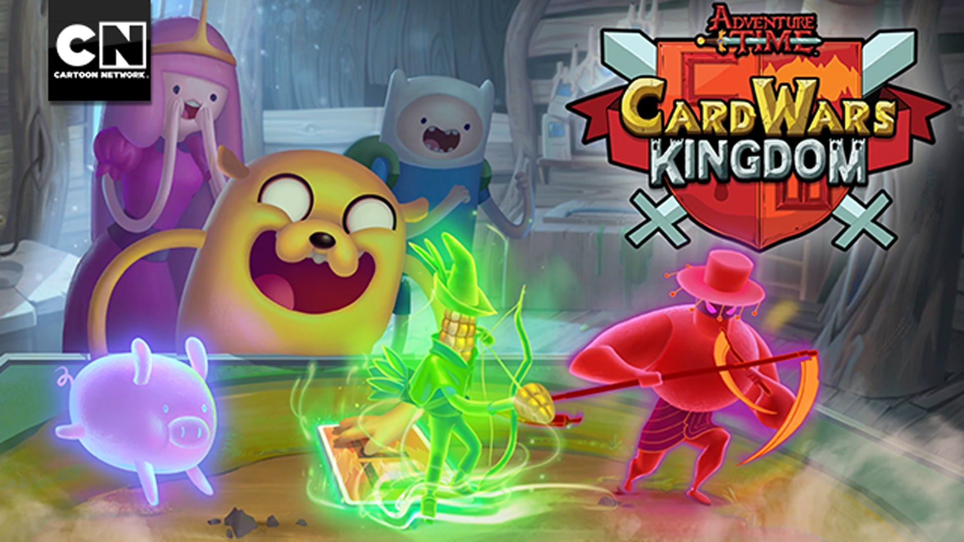 Card Wars Kingdom Astuces Generateur sur Internet