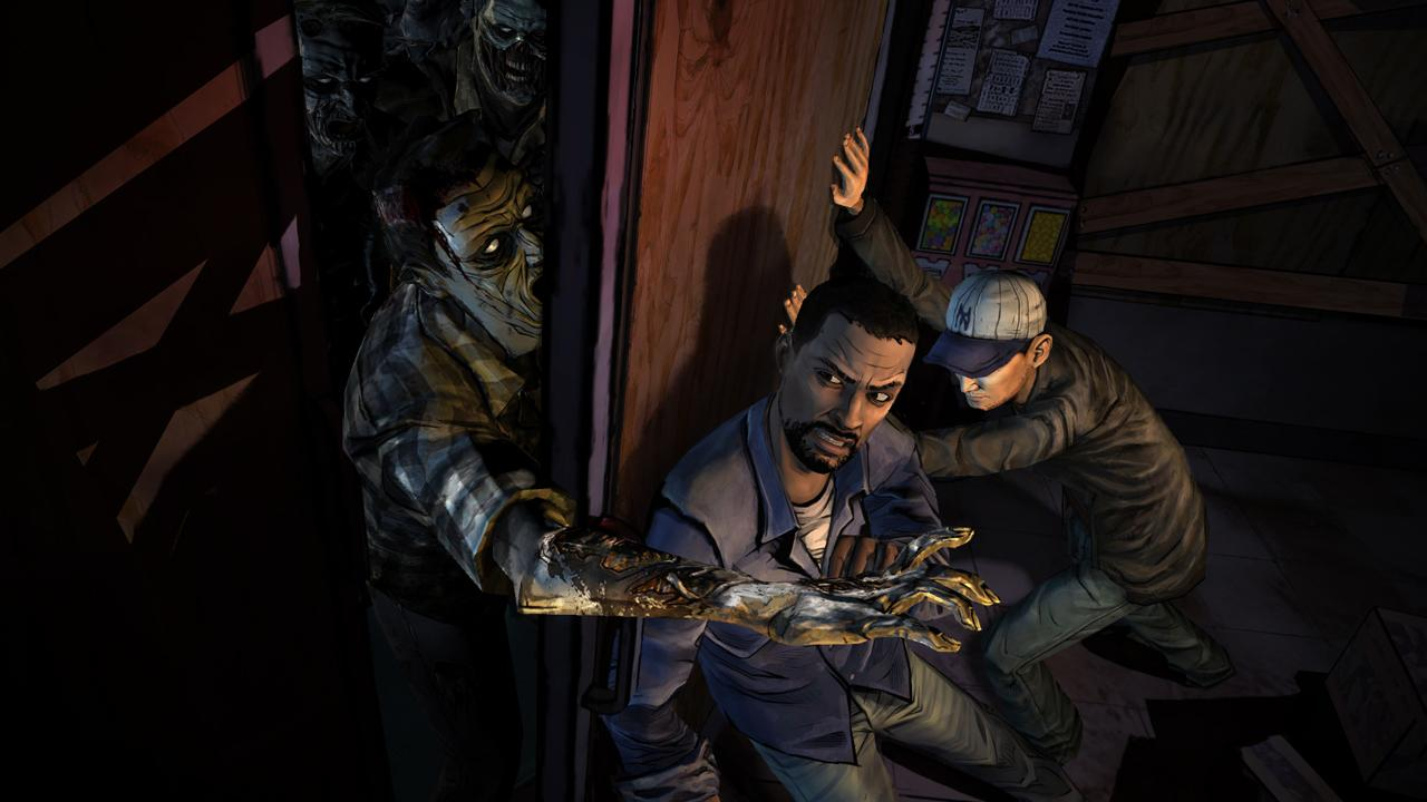 The Walking Dead Astuces Generateur sur Internet