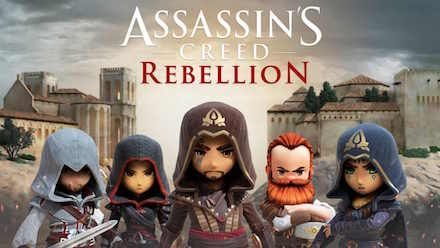 Astuces Assassin's Creed Rebellion