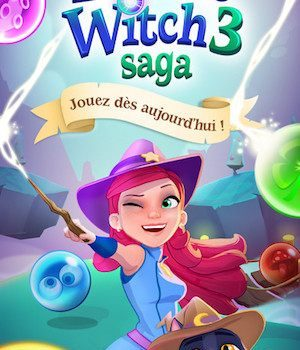 Astuces Bubble Witch 3 Saga