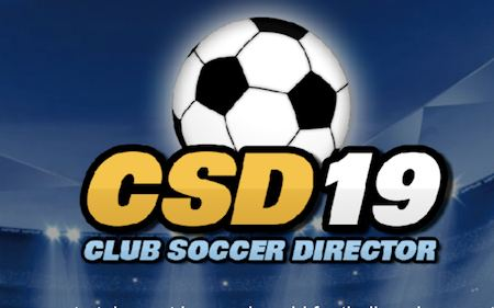 Astuces Club Soccer Director 2019