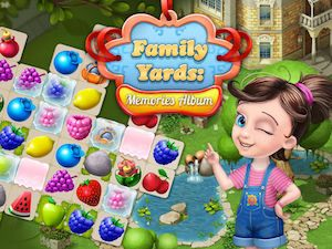 Astuces Family Yards Memories Album