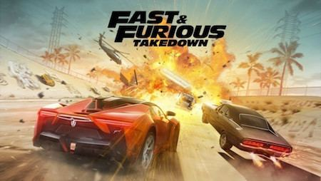 Astuces Fast & Furious Takedown