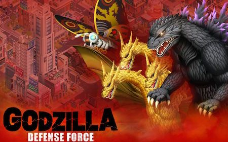 Astuces Godzilla Defense Force