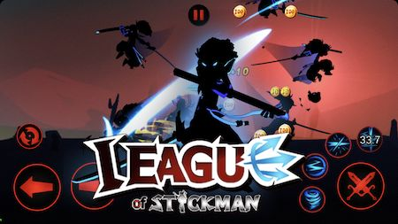 Astuces League of Stickman (GRATUIT)