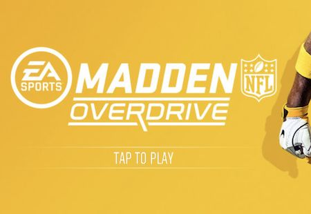Astuces Madden NFL Overdrive Football