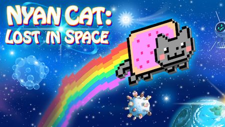 Astuces Nyan Cat Lost In Space