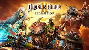 Astuces Order & Chaos 2 Redemption