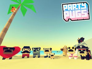Astuces Party Pugs Beach Puzzle GO!