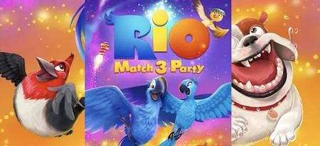 Astuces Rio Match 3 Party (GRATUIT)