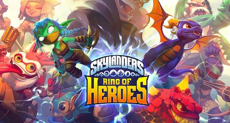 Astuces Skylanders Ring of Heroes