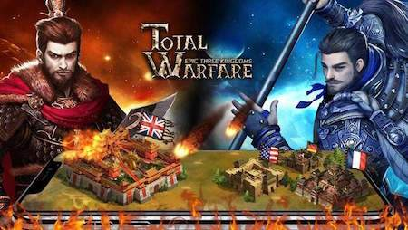 Astuces Total Warfare Epic Kingdoms