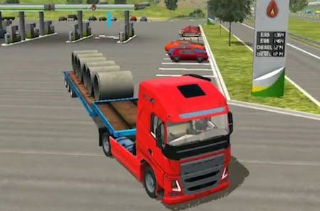 Astuces Truck Simulator PRO Europe