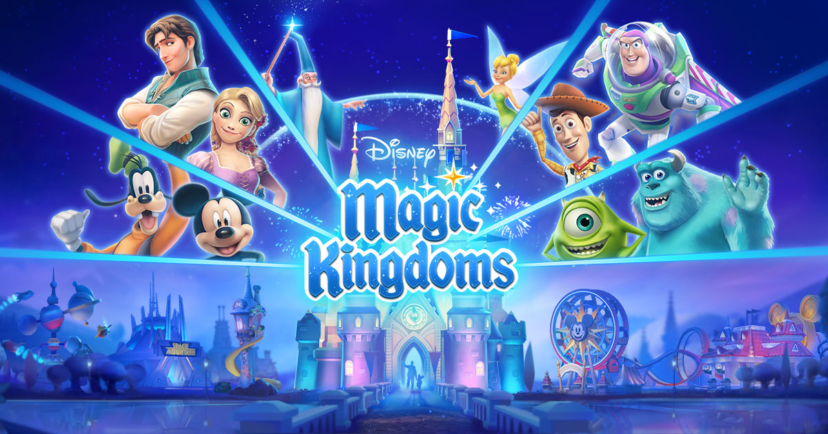 Cheat Disney Magic Kingdoms - Diamants gratuits et illimités