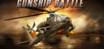 Gunship Battle Helicopter 3D Triche et Astuce Telecharger