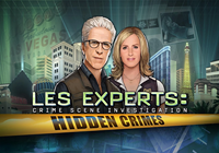 Les Experts: Hidden Crimes Triche Outils