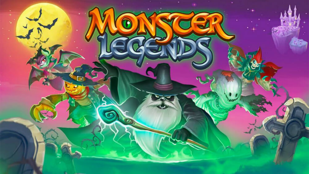 Cheat Monster Legends