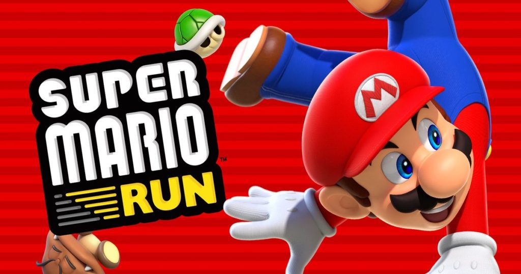 Telecharger Super Mario Run Complet Full APK