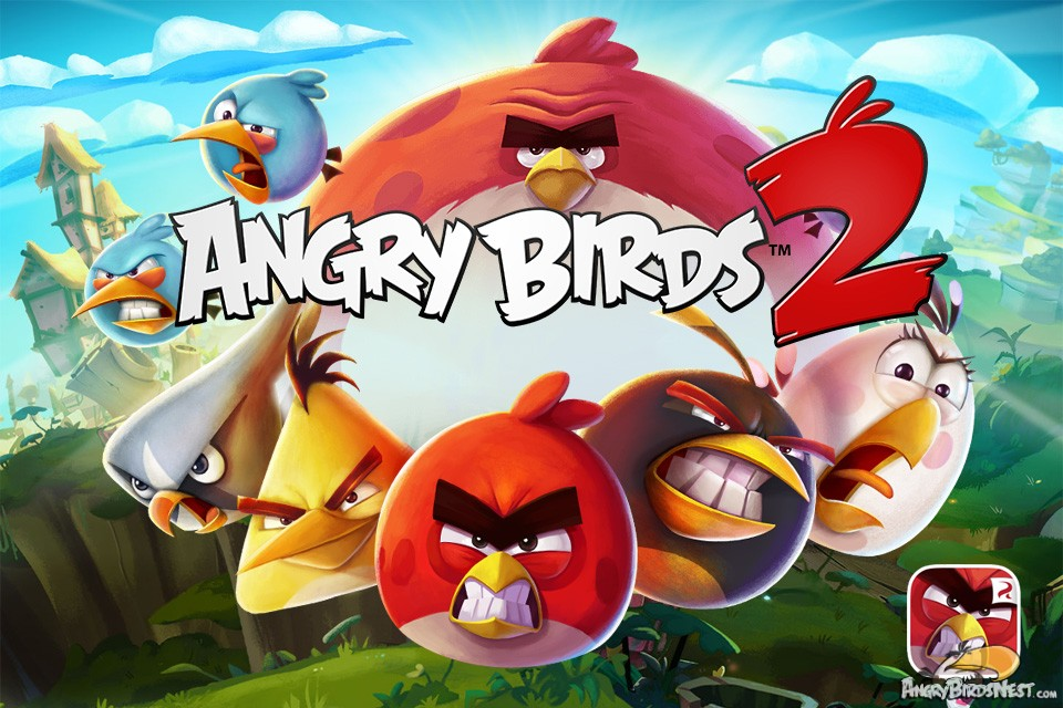 Angry Birds 2 Astuces Generateur sur Internet