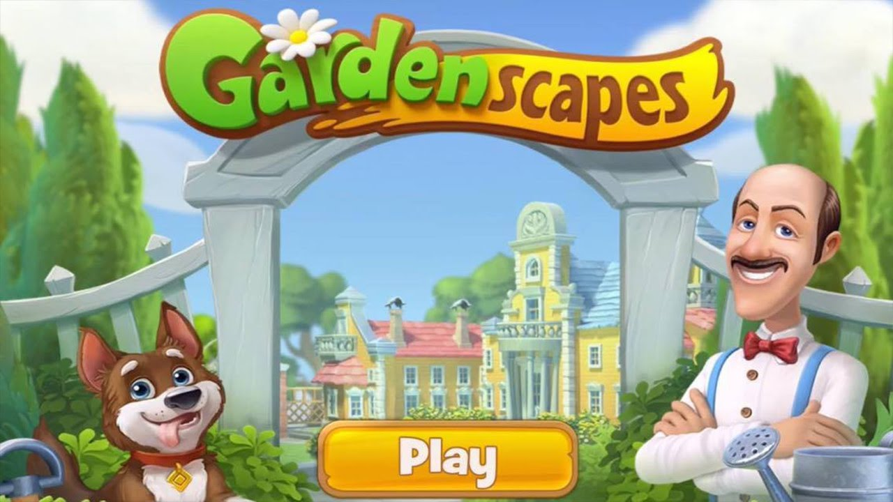 Cheat Gardenscapes New Acres Triche | Pièces d'Or
