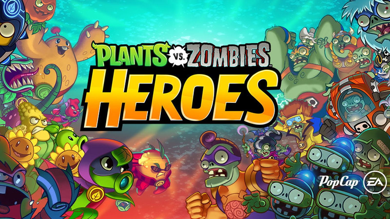 Plants vs Zombies Heroes Astuces Generateur sur Internet